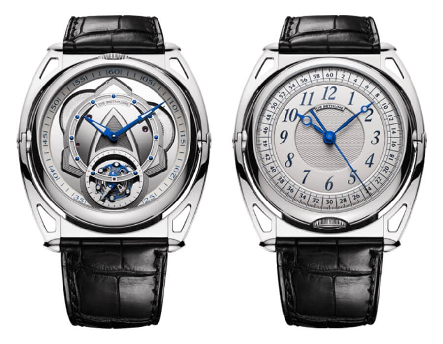 De Bethune DB Kind of Two Tourbillon Watch Review
