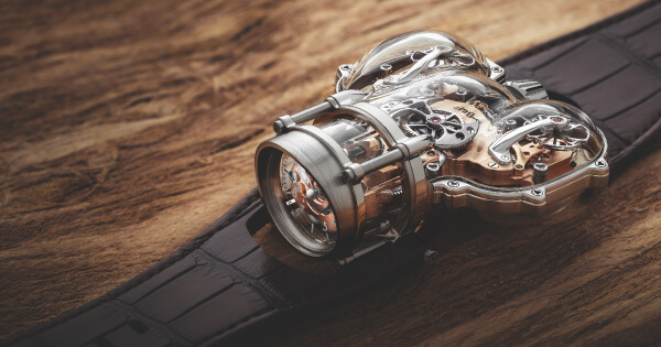 MB&F HM9 Sapphire Vision (Price, Pictures and Specifications)
