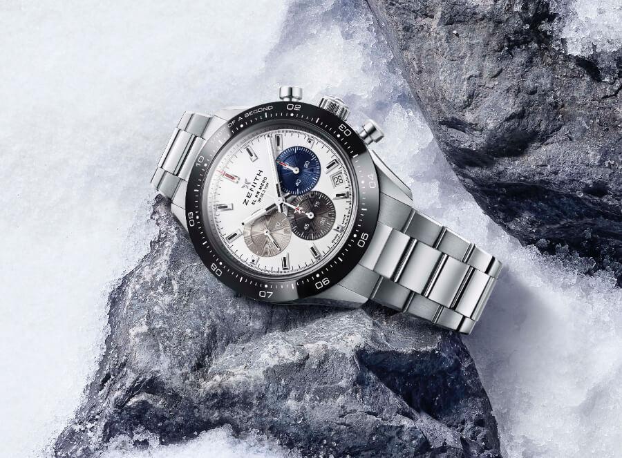 The New Zenith Chronomaster Sport Watch