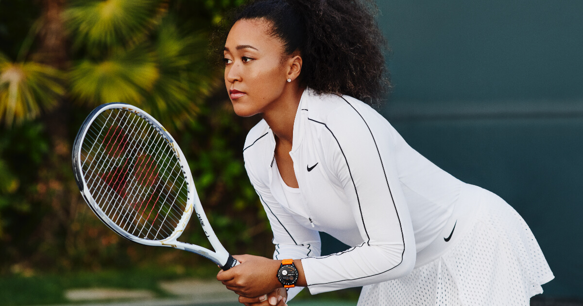 TAG Heuer Announces New Brand Ambassador: Tennis Professional Player Naomi Osaka