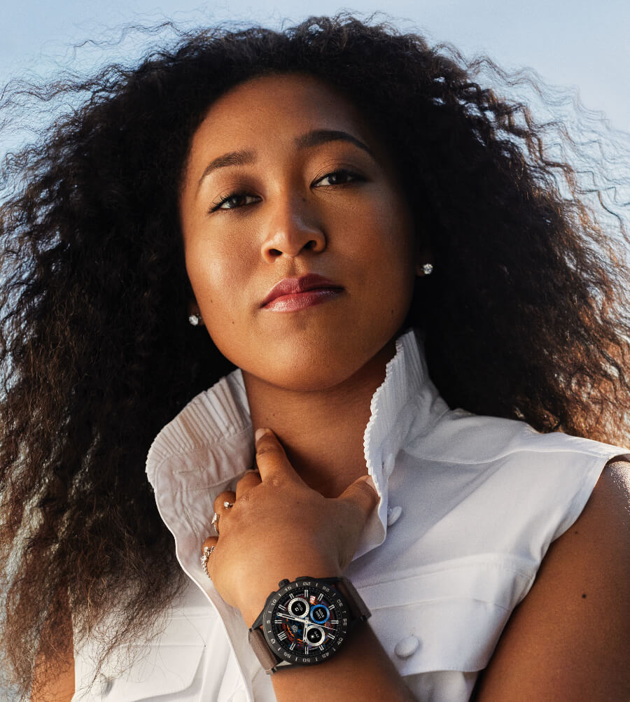 Naomi Osaka Watch Collection