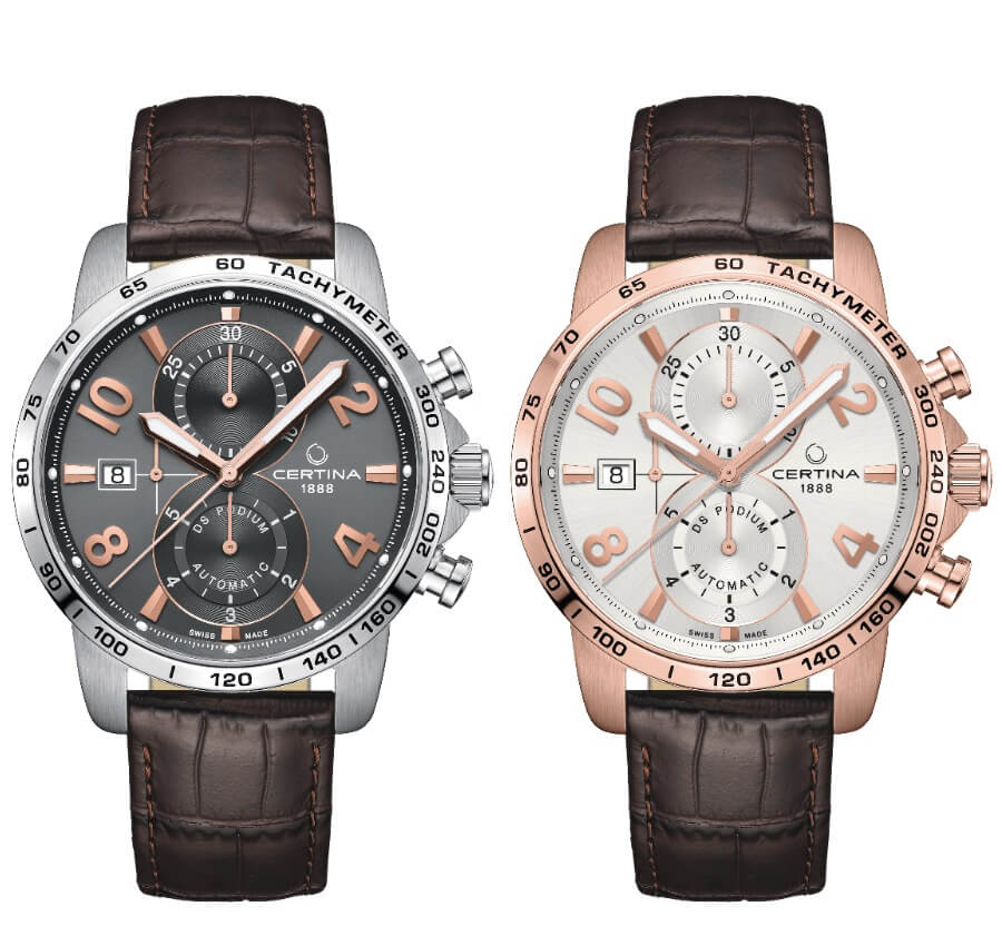 Certina DS Podium Chronograph Automatic Watch Review