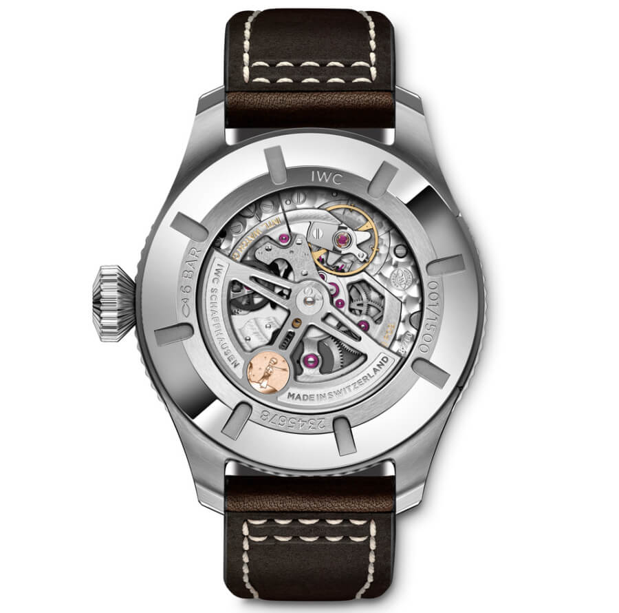 """IWC Pilot's Watch Timezoner Edition """"Le Petit Prince"""" Ref. IW395503 In House Movement"""