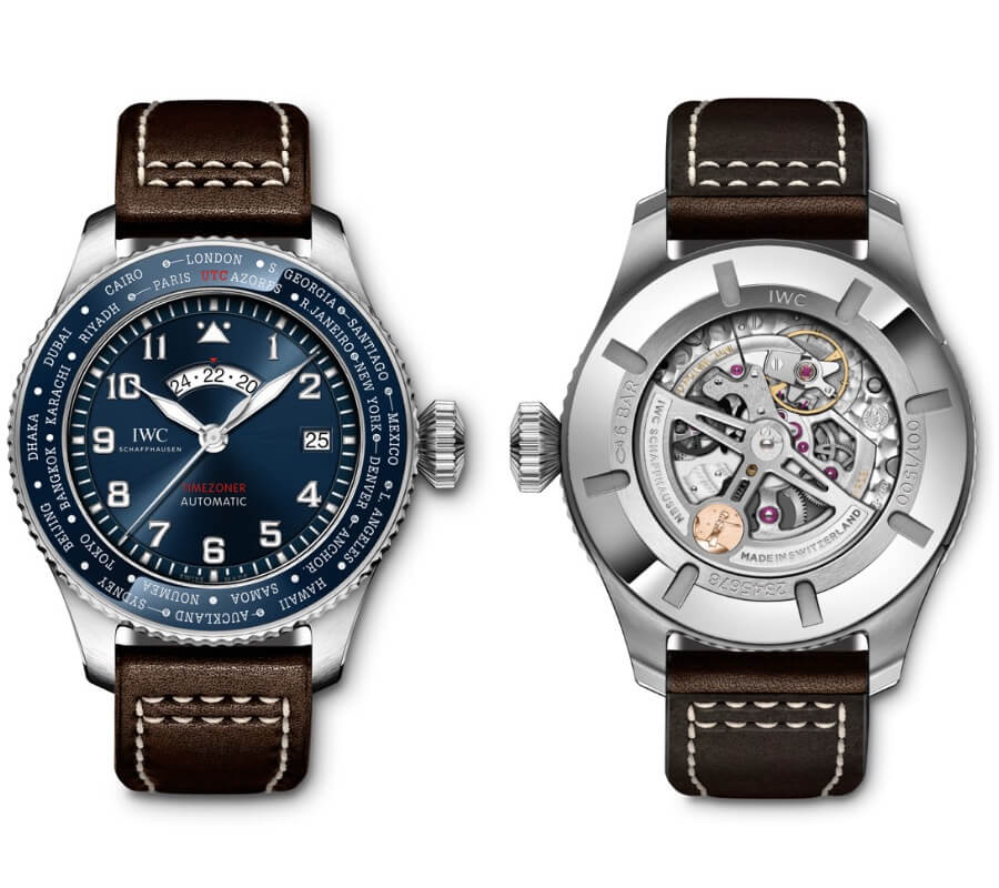 """IWC Pilot's Watch Timezoner Edition """"Le Petit Prince"""" Ref. IW395503 Watch Review"""