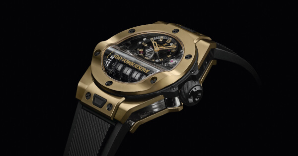 Hublot Big Bang MP-11 Magic Gold & Blue Sapphire (Price, Pictures and Specifications)