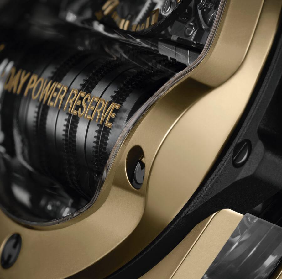 Hublot Big Bang MP-11 Magic Gold Dial