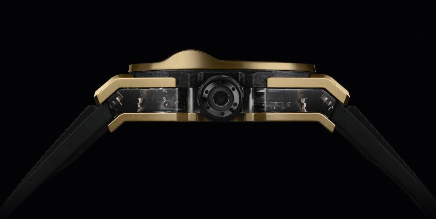 Hublot Big Bang MP-11 Magic Gold Case