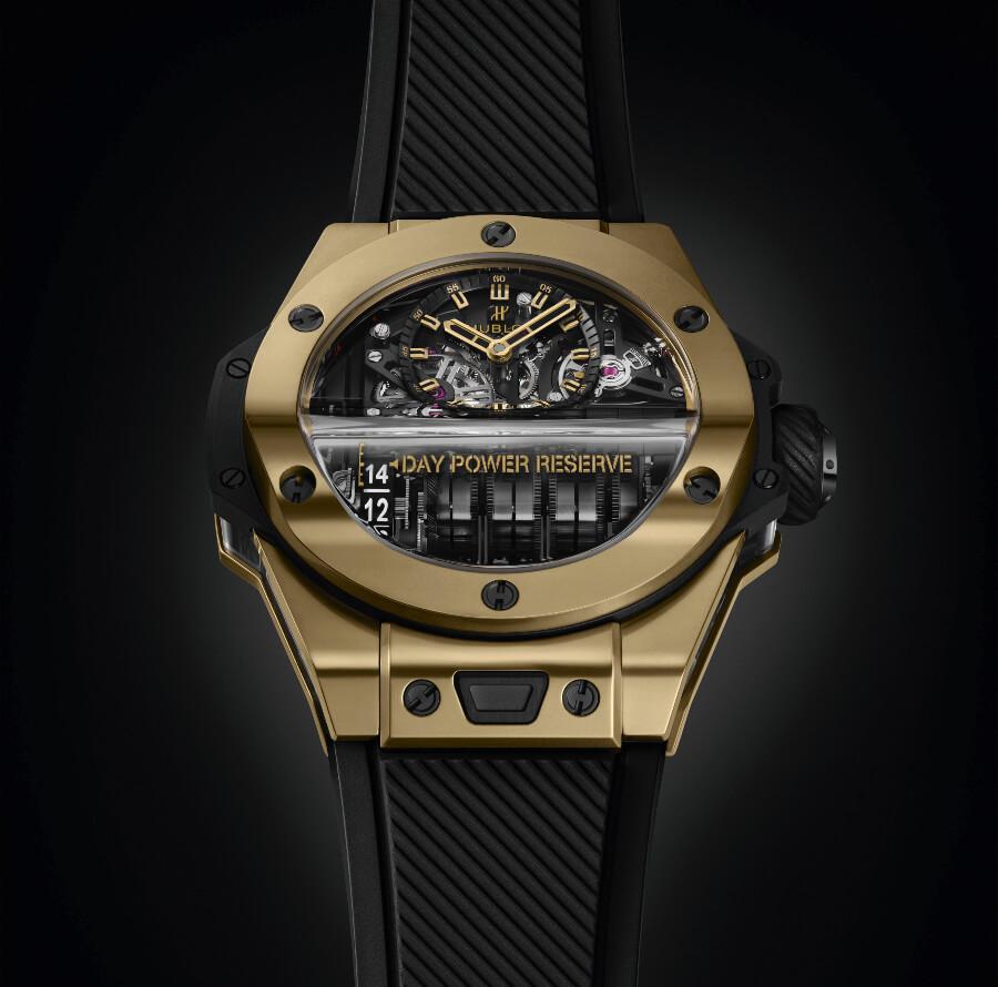 Hublot Big Bang MP-11 Magic Gold Watch Review