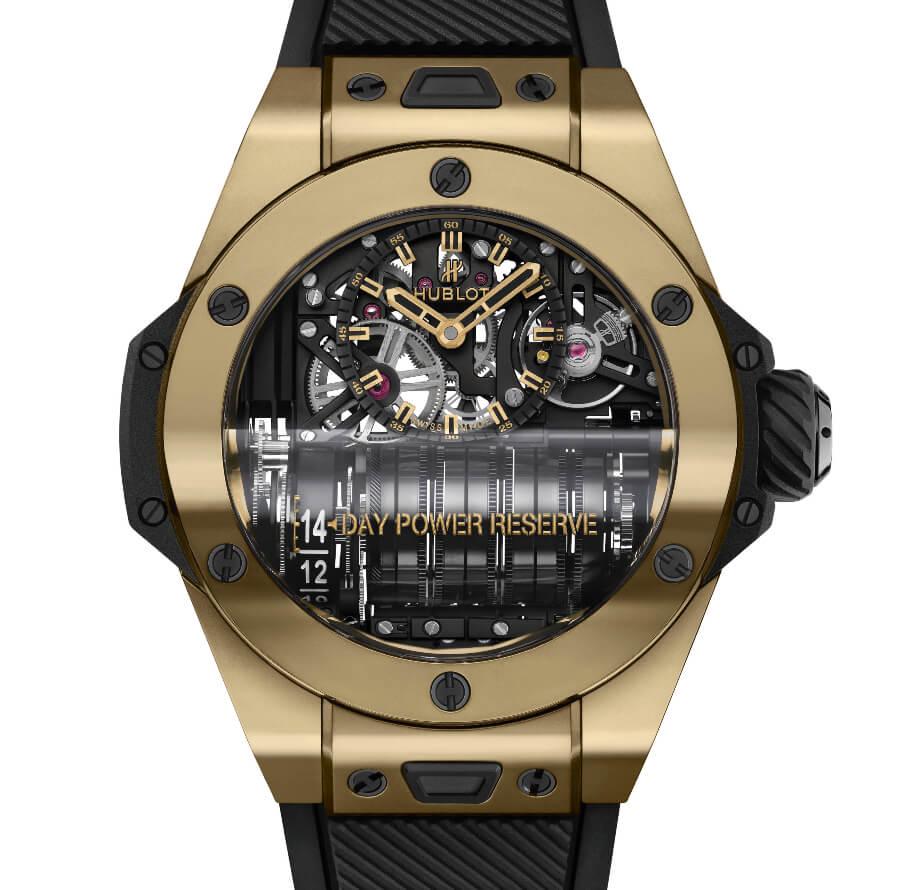 Hublot Big Bang MP-11 Magic Gold Ref. 911.MX.0138.RX