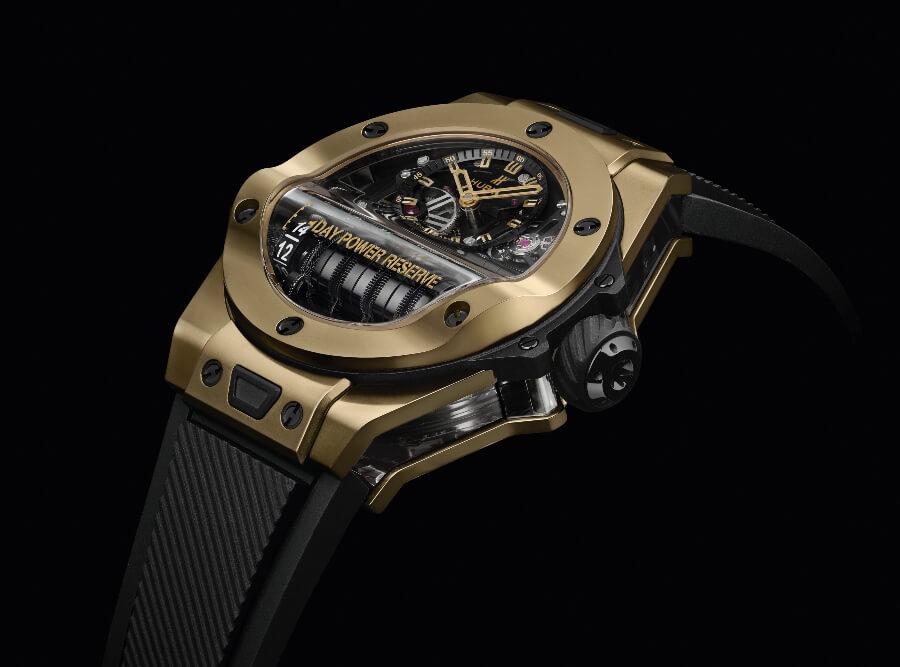 Hublot Big Bang MP-11 Magic Gold Review