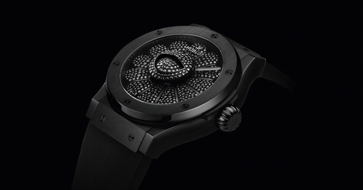 Hublot Classic Fusion Takashi Murakami All Black (Price, Pictures and Specifications)