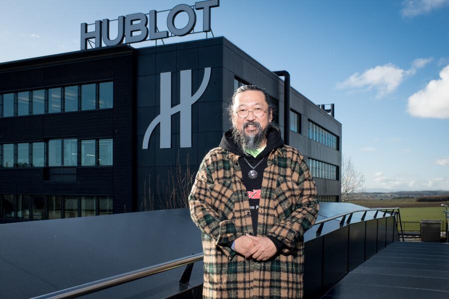 Takashi Murakami Hublot