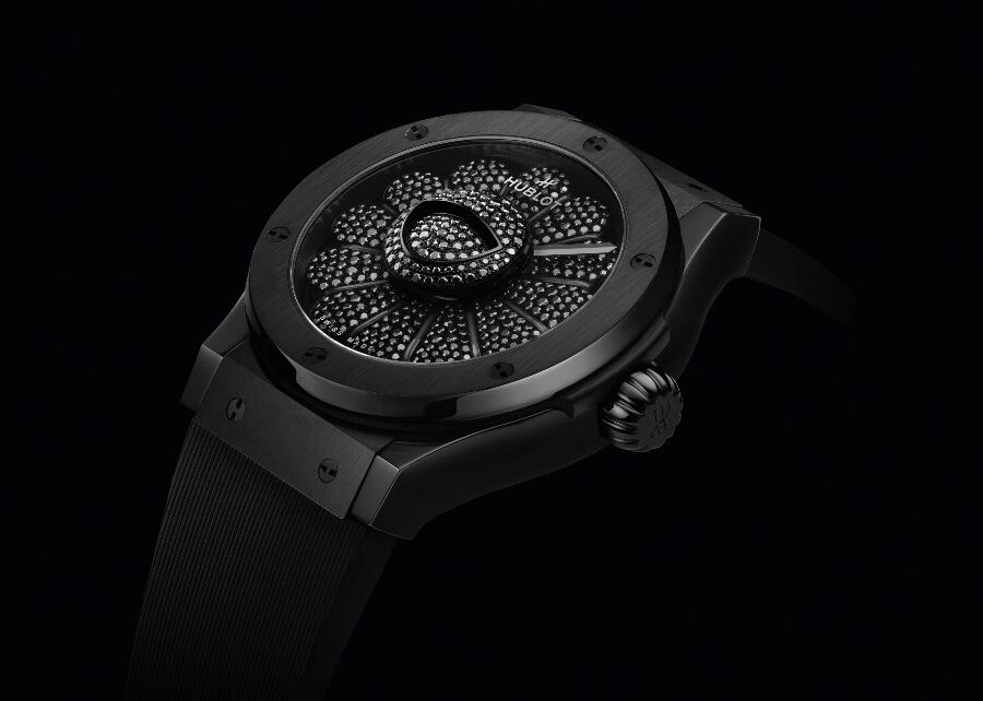 Hublot Classic Fusion Takashi Murakami All Black Ref. 507.CX.9000.RX.TAK21 Review