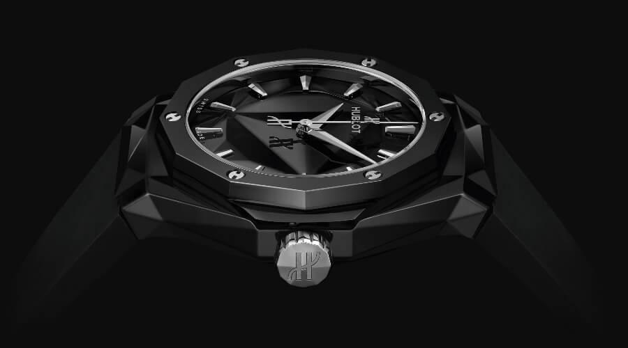 Review Hublot Classic Fusion Orlinski 40 MM Black Magic Case