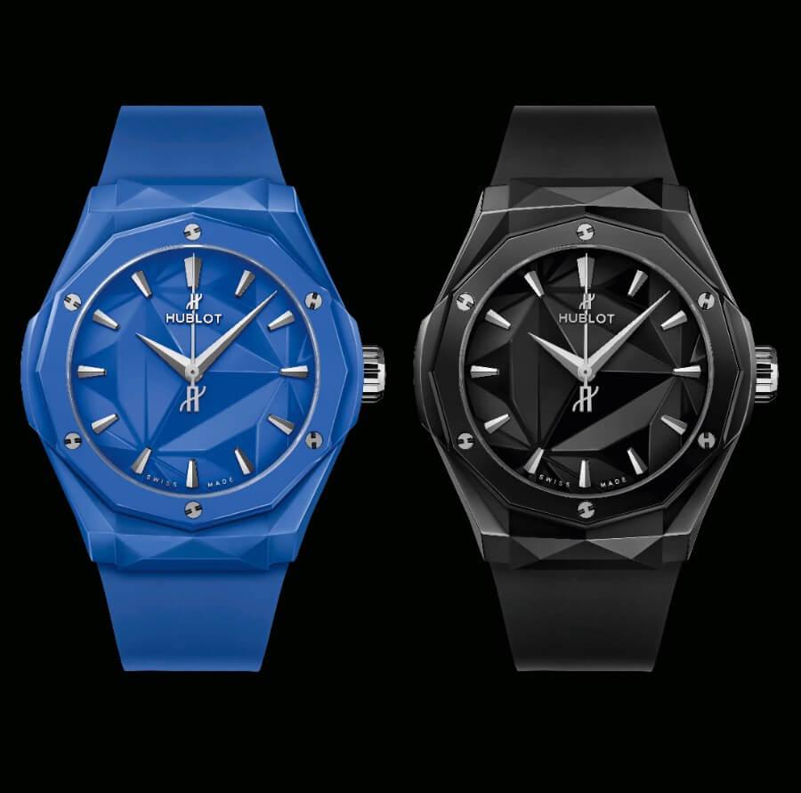 Hublot Classic Fusion Orlinski 40 MM Watch Review