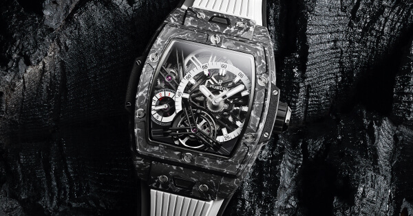 Hublot Spirit of Big Bang Tourbillon 5-day Power Reserve Carbon White (Price, Pictures and Specifications)