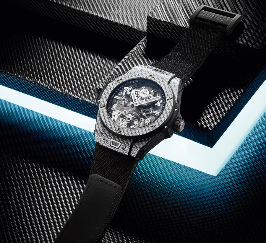 Hublot Big Bang Tourbillon Automatic Black Magic Watch Review