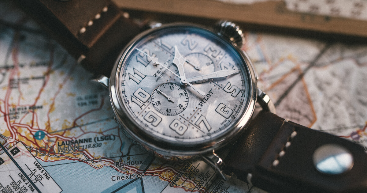 Zenith Pilot Type 20 Silver Chronograph (Price, Pictures and Specifications)