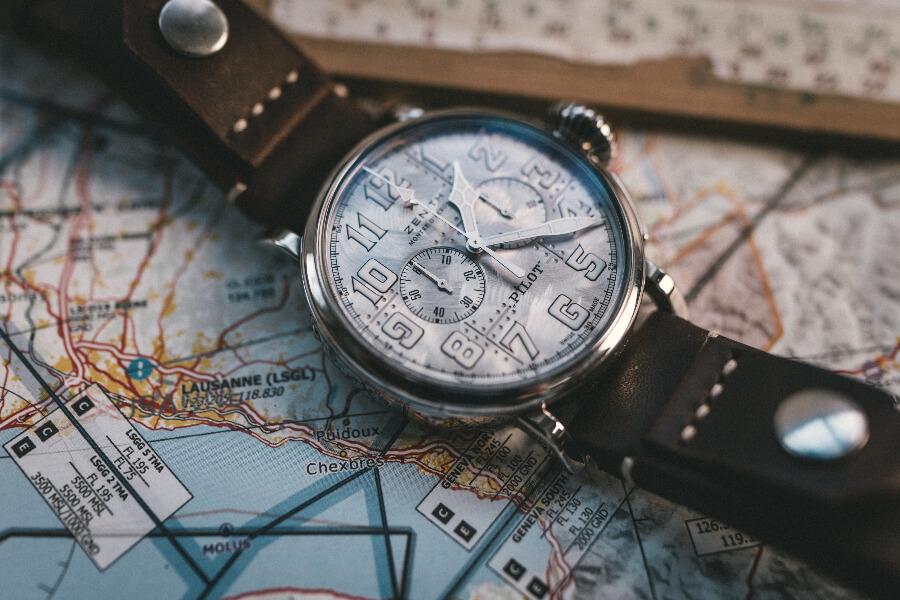 Zenith Pilot Type 20 Silver Chronograph Review