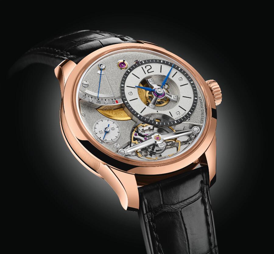 Greubel Forsey Balancier Contemporain In 5N Red Gold Watch Review