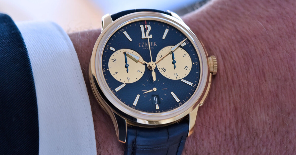 Czapek & Cie Faubourg De Cracovie Océan d'Or (price, Pictures and Specifications)