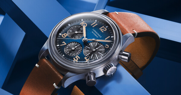 Longines Avigation BigEye In Titanium (Price, Pictures and Specifications)