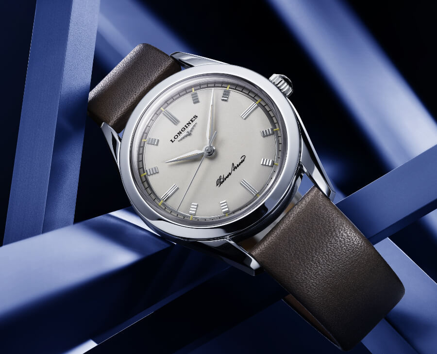 Vintage Longines Silver Arrow Watch Review