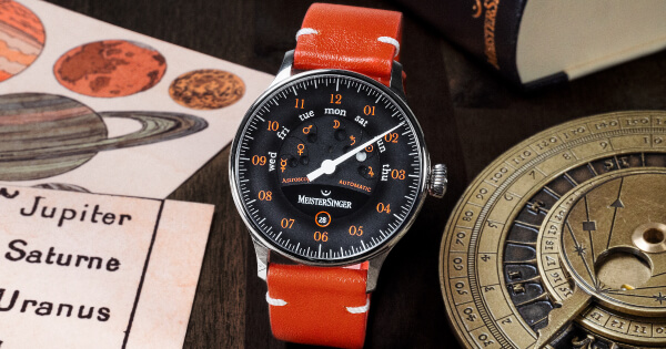 MeisterSinger Astroscope Edition 20th Anniversary (Price, Pictures and Specifications)