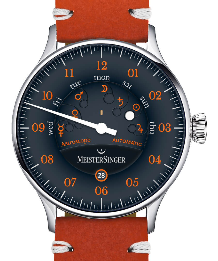 The New MeisterSinger Astroscope Edition 20th Anniversary