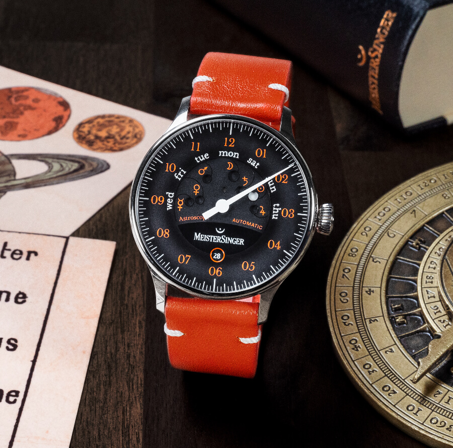 Review MeisterSinger Astroscope Edition 20th Anniversary