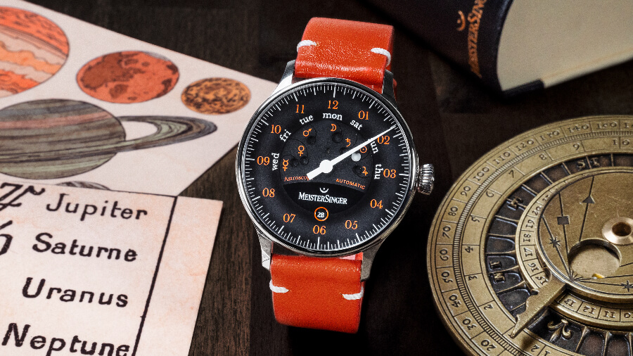 MeisterSinger Astroscope Edition 20th Anniversary review