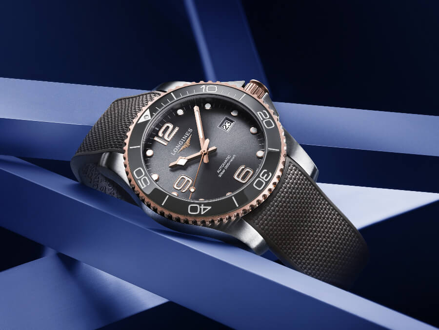 Review Longines HydroConquest 41mm Two-Tone