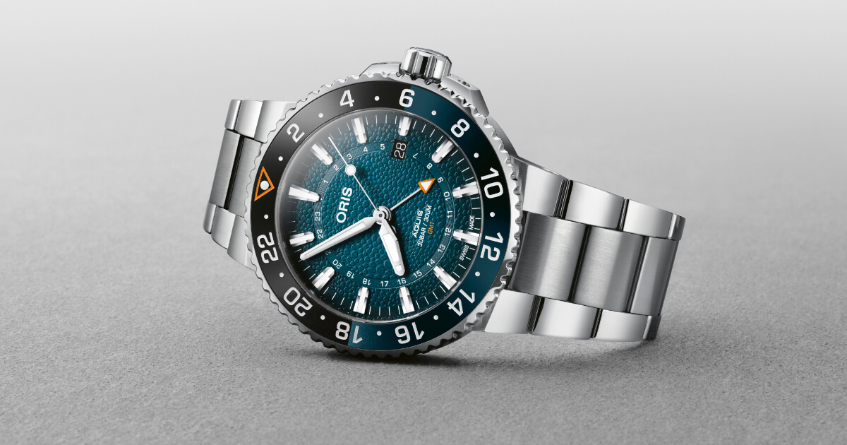 Oris Aquis GMT Whale Shark Limited Edition (Price, Pictures and Specifications)