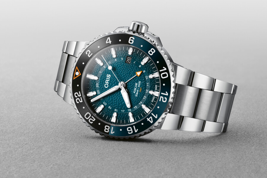 Oris Aquis GMT Whale Shark Limited Edition Watch Review
