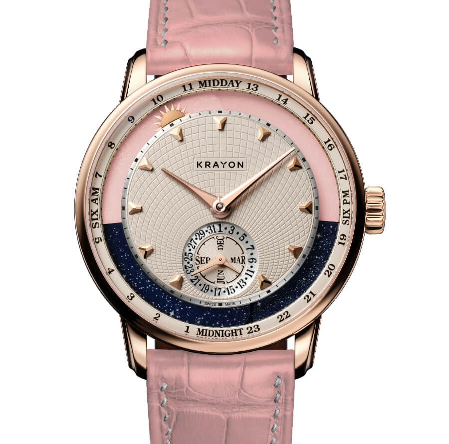 The New Krayon Lady Anywhere Watch