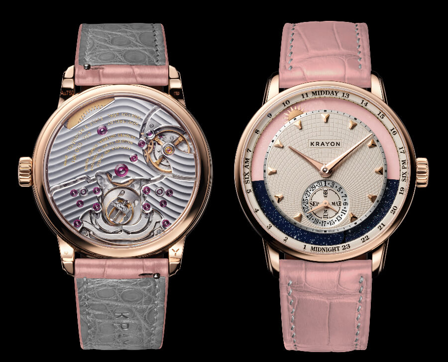 Review Krayon Lady Anywhere Watch