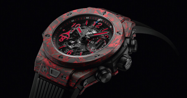 Hublot Big Bang Unico Red Carbon Alex Ovechkin (Price, Pictures and Specifications)