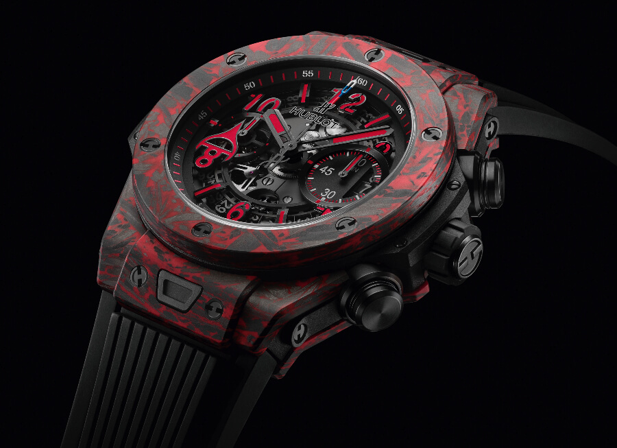 The New Hublot Chronograph Watch