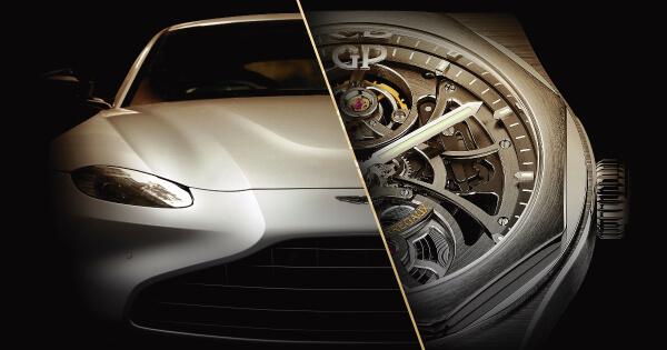 Girard-Perregaux Announces Official Partnership With Aston Martin
