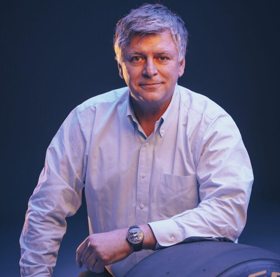 Otmar Szafnauer, Aston Martin Cognizant Formula One Team Chief Executive Officer and Team Principal