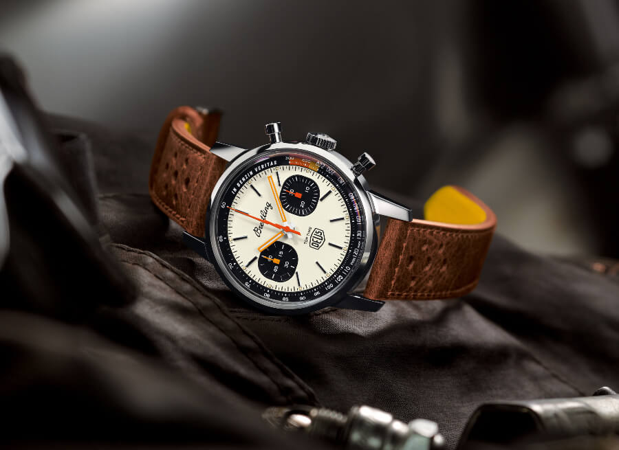 The New Breitling Top Time Deus Limited Edition