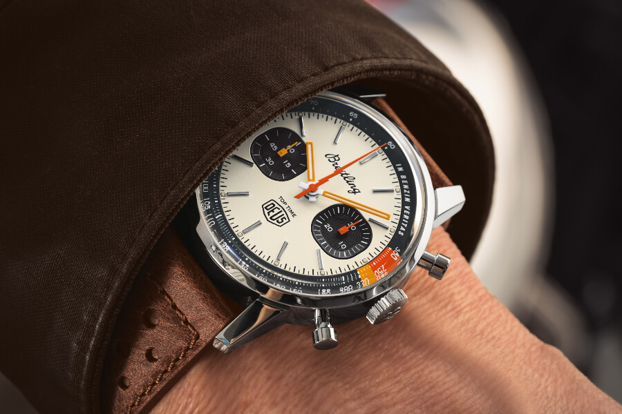 Breitling Top Time Deus Limited Edition Ref. A233101A1A1X1 Review