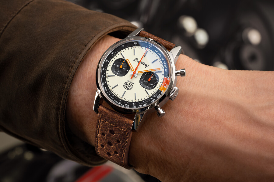 Breitling Top Time Deus Limited Edition Watch Review
