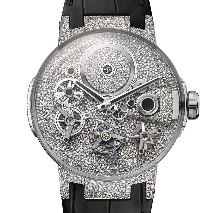 Full Diamond watch