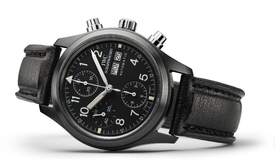 IWC Black Flieger Ref. 3705