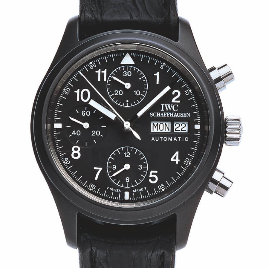 IWC Black Flieger Ref. 3705 Review