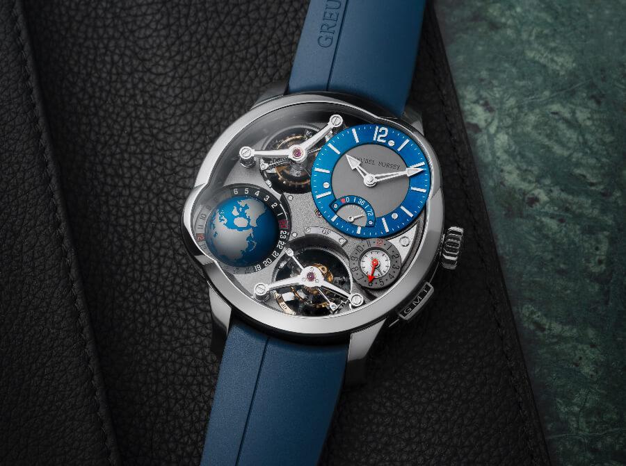 Greubel Forsey GMT Quadruple Tourbillon Watch Review