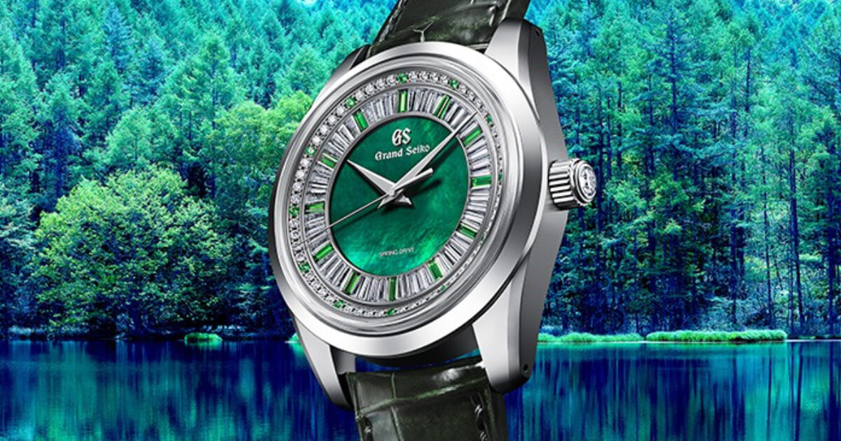 Grand Seiko Masterpiece Spring Drive 8 Day Jewelry Watch SBGD207 (Price, Pictures and Specifications)