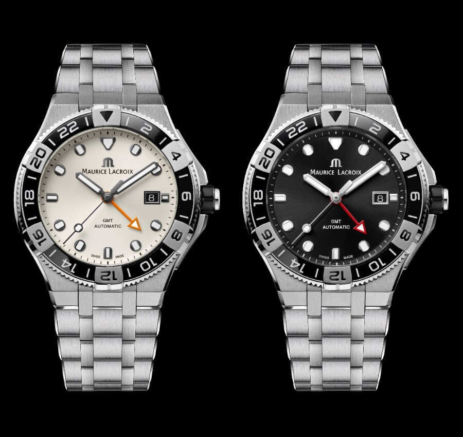 Maurice Lacroix Aikon Venturer GMT Watch