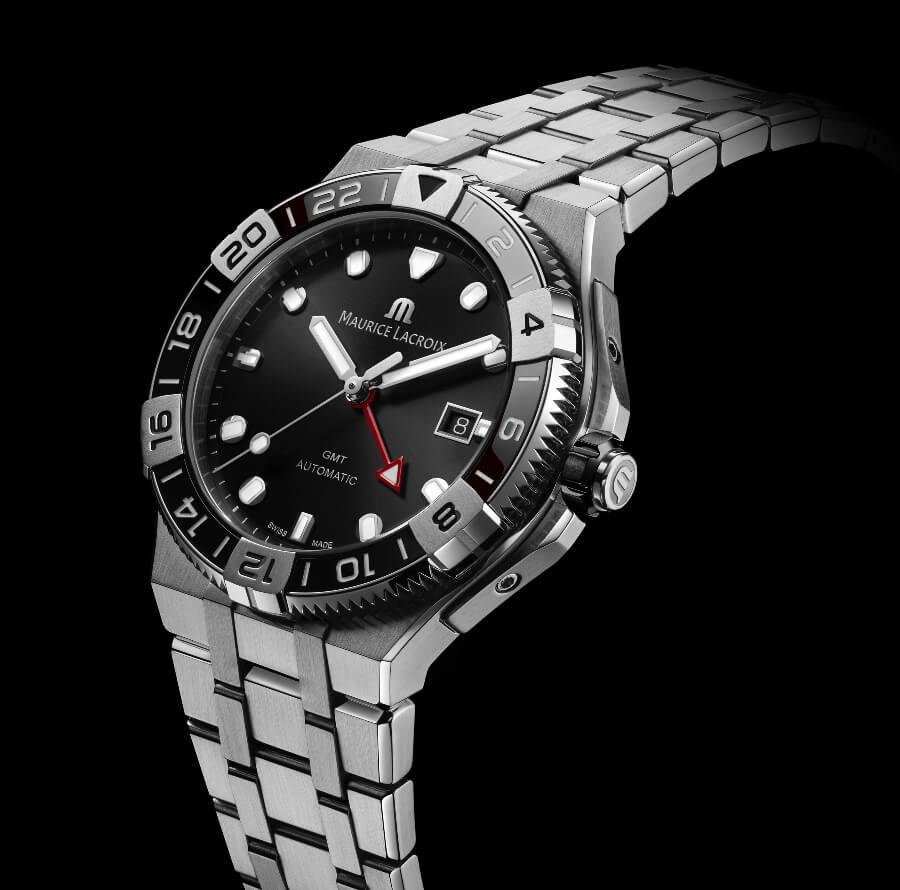 The New Maurice Lacroix Aikon Venturer GMT